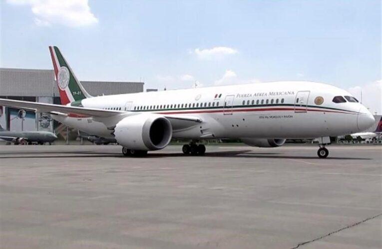 Usarán avión presidencial para JO de Tokio