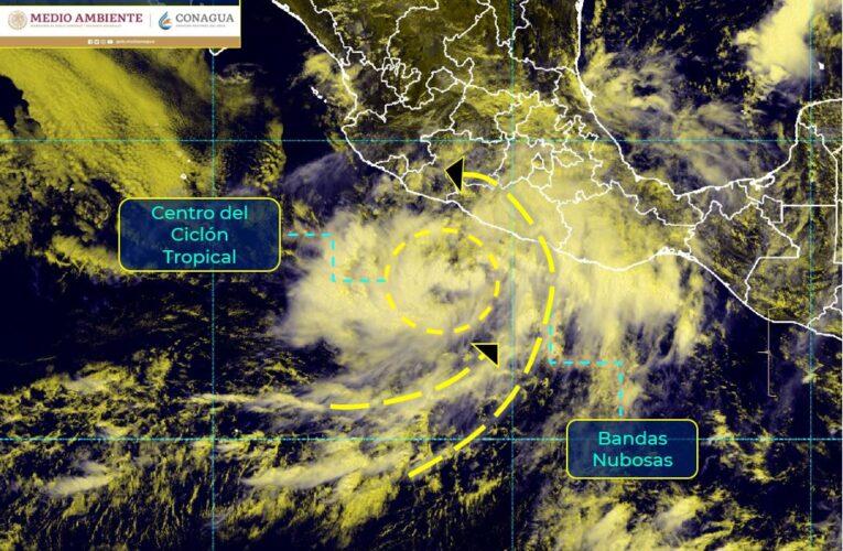 """Se aleja """"Dolores"""" de Guerrero: Meteorológico"""