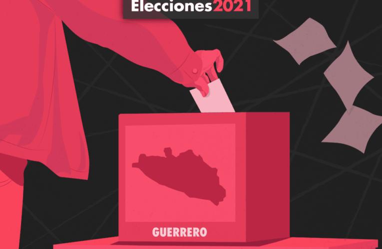 La elección de Guerrero en números