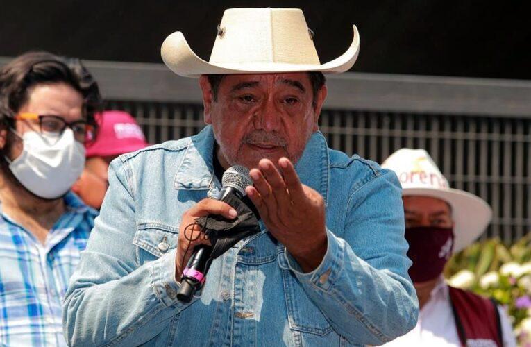 Infringe Félix Salgado la veda electoral obligatoria