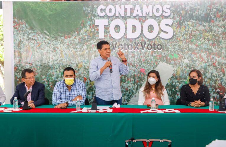 Impugnará la elección, anuncia Mario Moreno