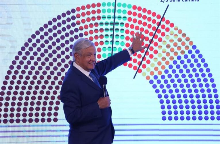 Busca AMLO revivir PRIMor para acuerdos políticos