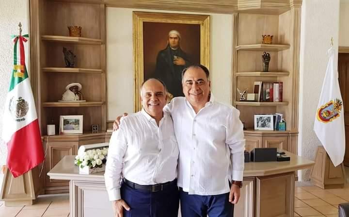 Astudillo ha tenido logros importantes para Guerrero: Añorve