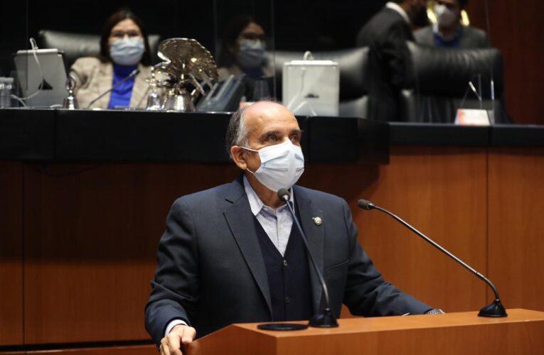 Insiste Añorve en renuncia de López-Gatell