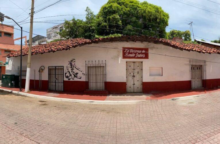Es misterio la propiedad de la Casona de Juárez en Acapulco