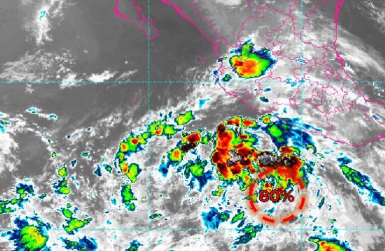 Baja presión causaría lluvias en Guerrero: SMN