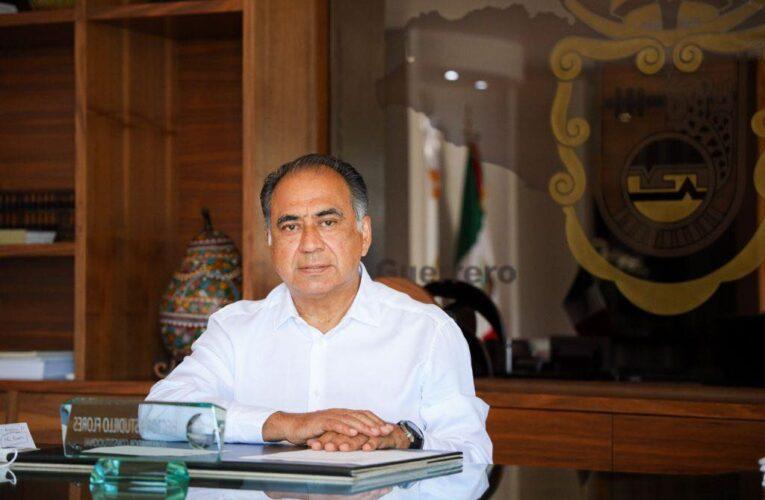 Atisba Astudillo reunión con gobernadora electa