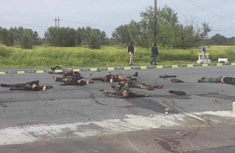 Registra México 40 masacres en el año