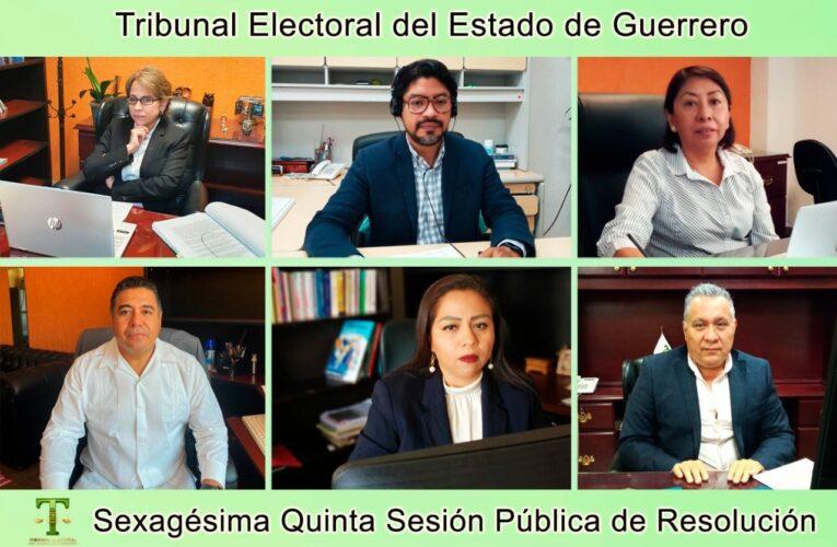 Confirma Tribunal Electoral triunfo de Evelyn Salgado en Guerrero