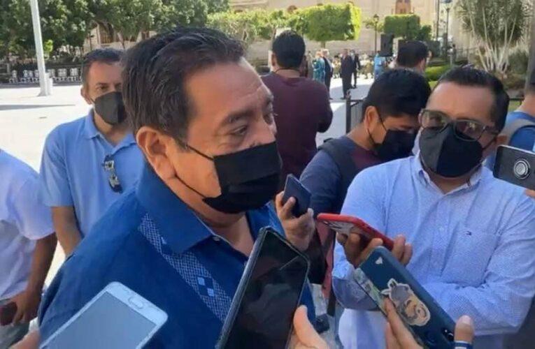 Insiste Félix Salgado en desaparecer INE y TEPJF