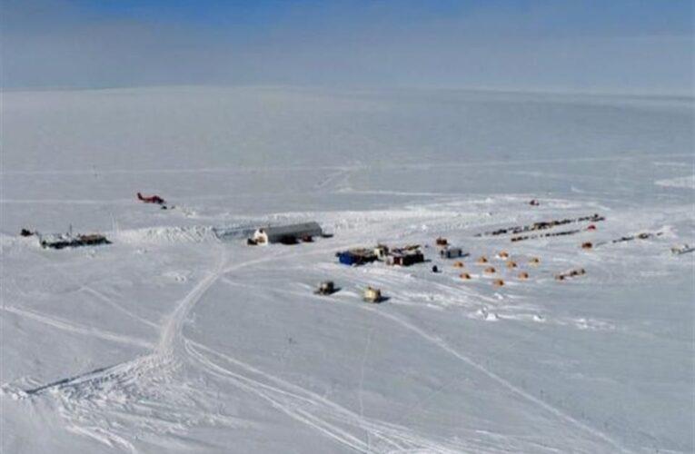 Cae lluvia inédita sobre glaciar de Groenlandia