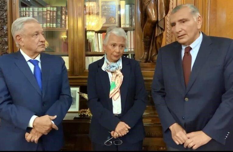 Cambios en Segob: sale Olga y entra gobernador de Tabasco