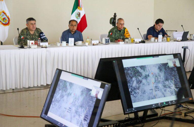 Actualizan saldos de daños por sismo en Guerrero