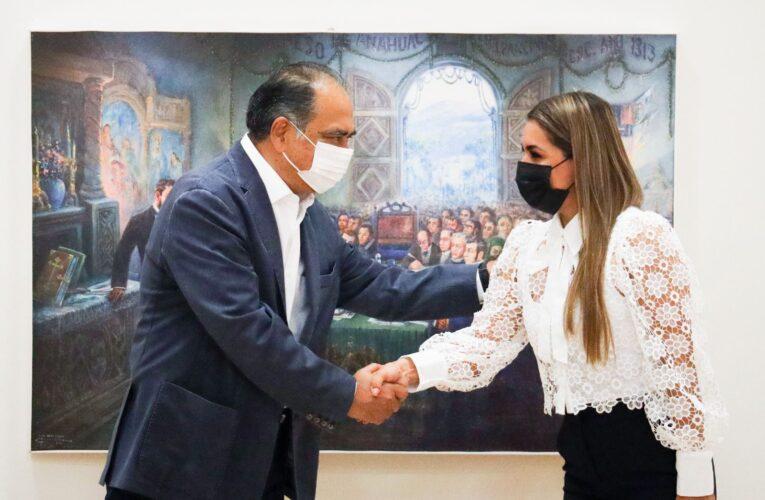 Realizan novena reunión gobernadores de Guerrero
