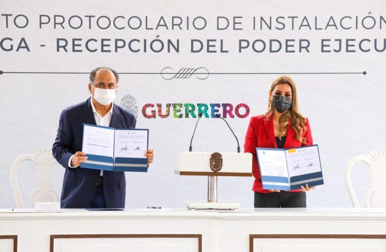 Instalan comité entrega-recepción del gobierno de Guerrero