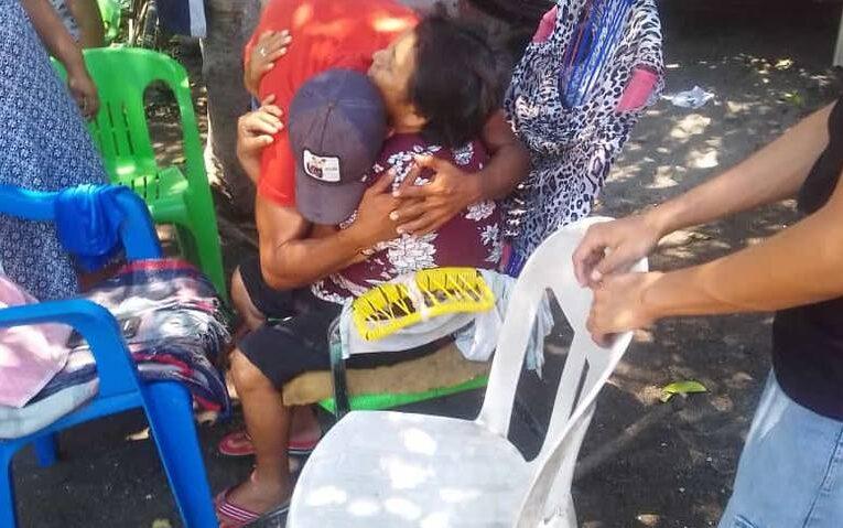 Rescatan a tres pescadores perdidos en Chiapas