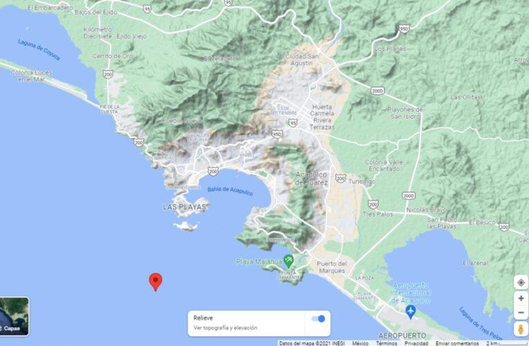 Difieren México y EU en epicentro de terremoto de 7.1